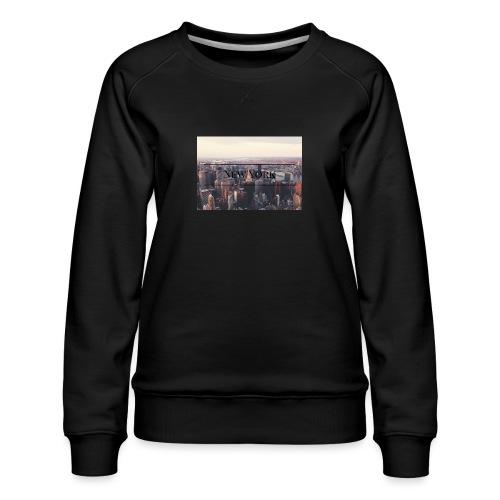 spreadshirt - Sweat ras-du-cou Premium Femme