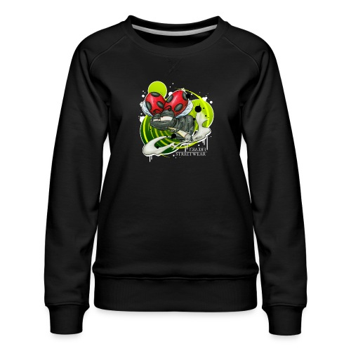 Marienkiffer - Frauen Premium Pullover