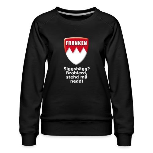 tshirt_siggsbagg - Frauen Premium Pullover