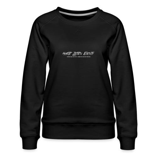 Harte Zeiten Events - Social Linked - Frauen Premium Pullover