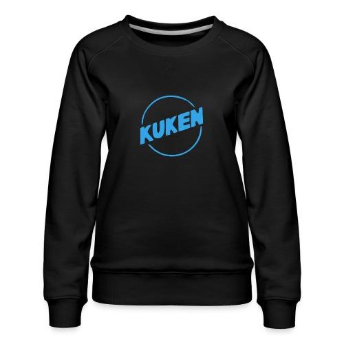 Kuken - Premiumtröja dam
