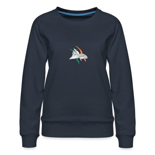 Celtictiger - Women's Premium Sweatshirt