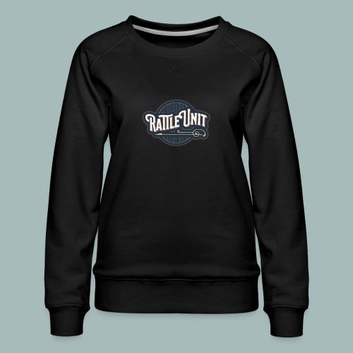 Rattle Unit - Vrouwen premium sweater