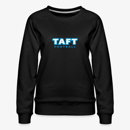 4769739 124019410 TAFT Football orig - Naisten premium-collegepaita