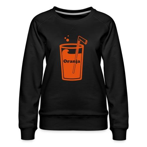 Oranja - Vrouwen premium sweater