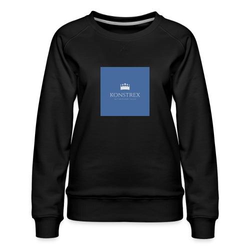 konstrex - Dame premium sweatshirt