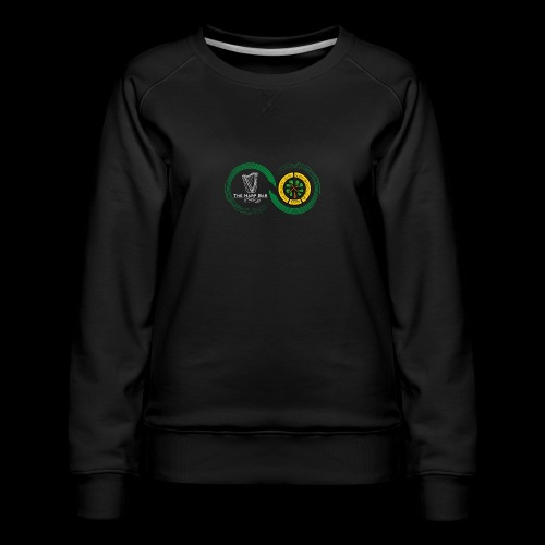 Harp and French CSC logo - Sweat ras-du-cou Premium Femme