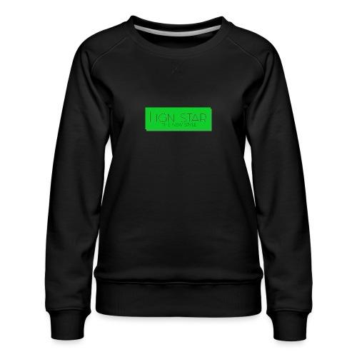 Untitled 3 png - Dame premium sweatshirt