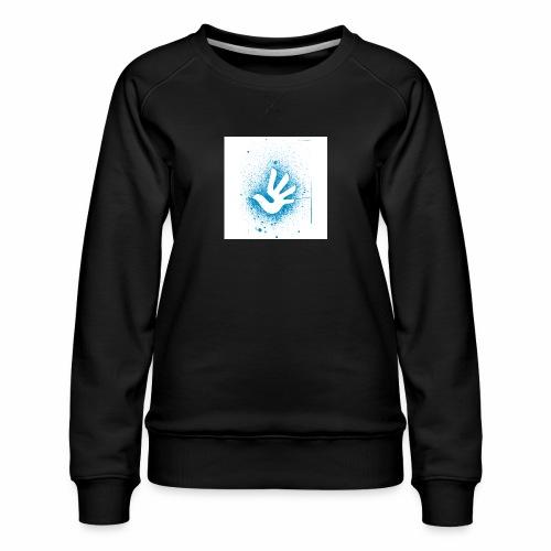 T Shirt 3 - Sweat ras-du-cou Premium Femme