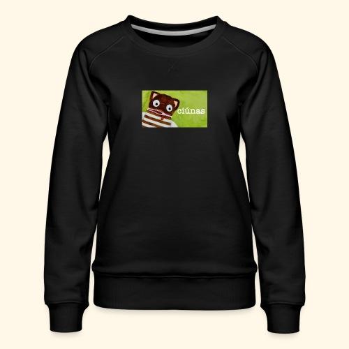 ciunas - Women's Premium Sweatshirt