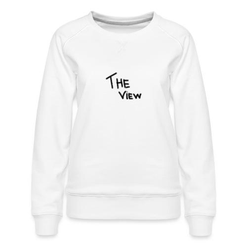 Untitled - Vrouwen premium sweater