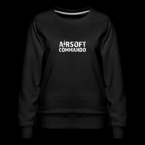 Airsoft Commando - Frauen Premium Pullover