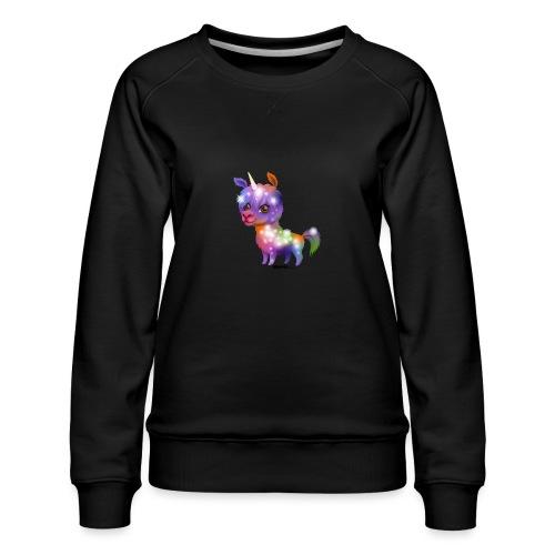 Lamacorn - Frauen Premium Pullover
