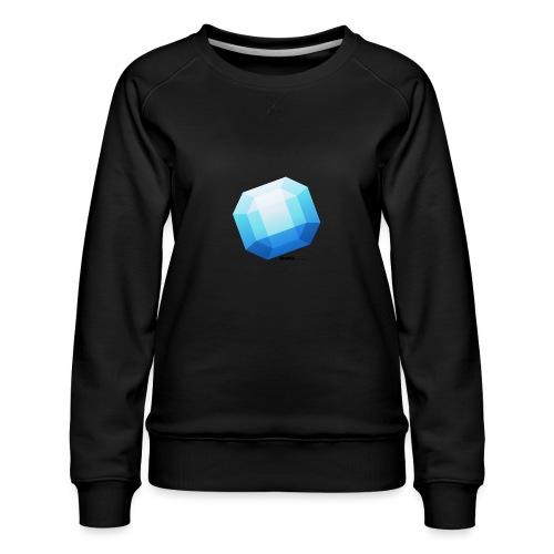 Saphir - Frauen Premium Pullover