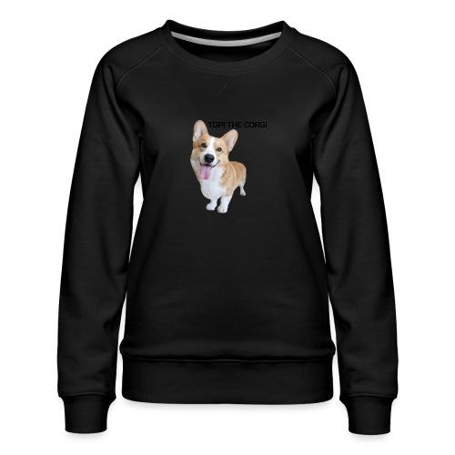 Silly Topi - Women's Premium Sweatshirt