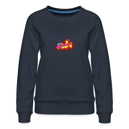 Spilministeriet - Dame premium sweatshirt