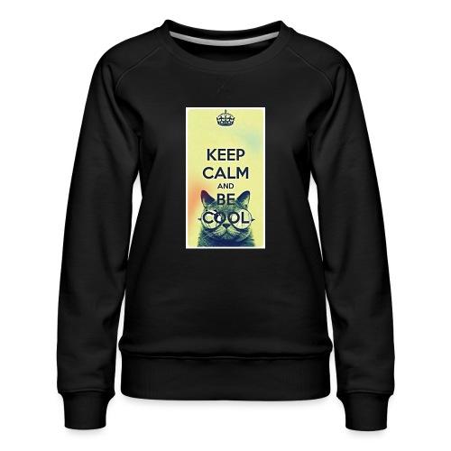 COOL - Vrouwen premium sweater