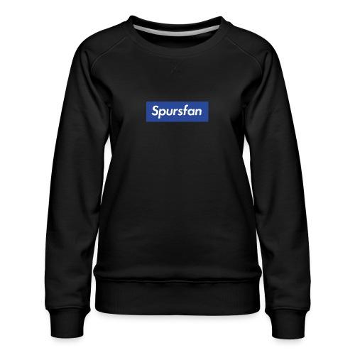 Spursfan - Premiumtröja dam