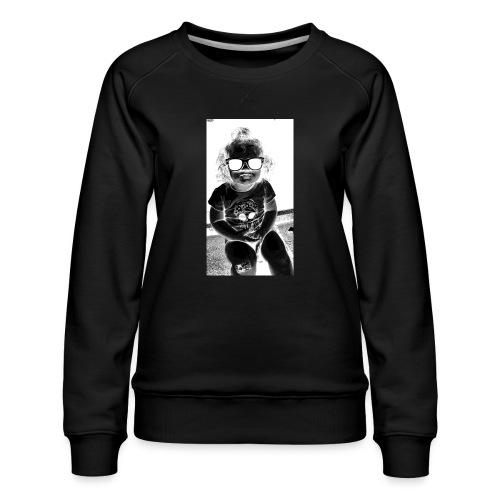 D3 - Women's Premium Sweatshirt