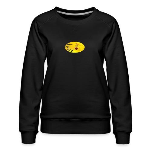CROW MEME - Frauen Premium Pullover