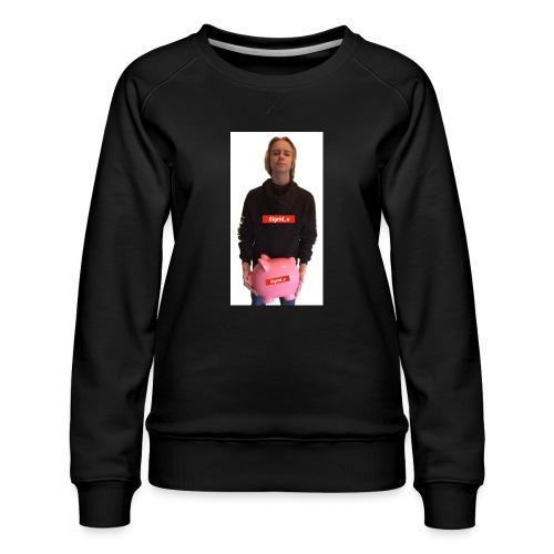 Sigrid_uPhotoTee - Premium-genser for kvinner