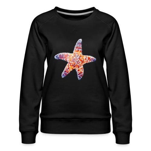 Seestern - Frauen Premium Pullover