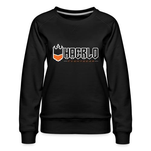 haerlo final - Vrouwen premium sweater