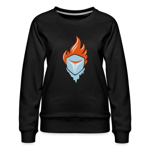 Fire and Ice 3C - Frauen Premium Pullover
