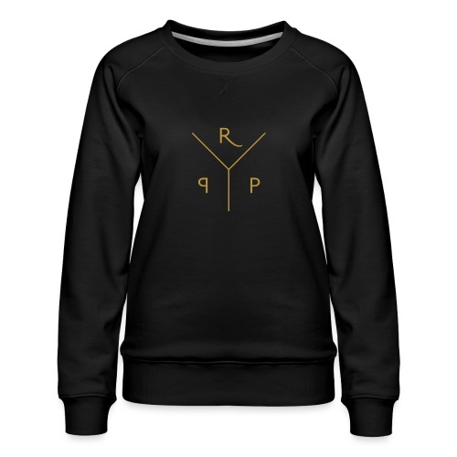 Triple Gold - Vrouwen premium sweater