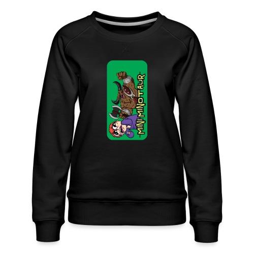 iphone 44s01 - Women's Premium Sweatshirt