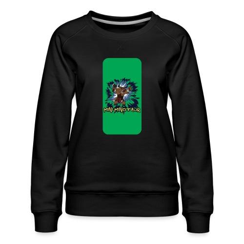 iphone 44s02 - Women's Premium Sweatshirt