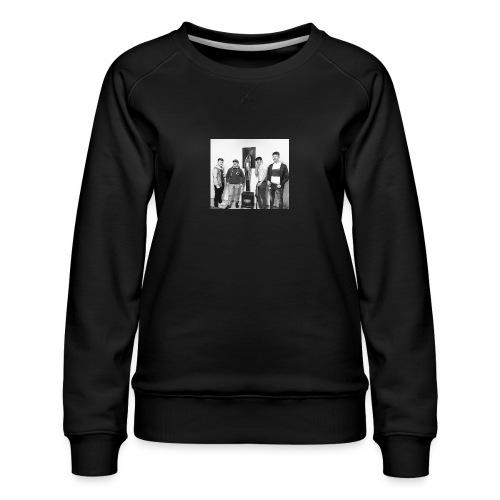 Men of Money - Women's Premium Sweatshirt