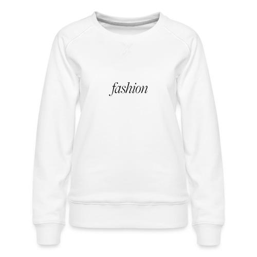 fashion - Vrouwen premium sweater