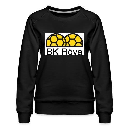 Bk Röva logo - Premiumtröja dam