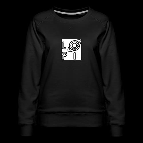 PLANET LOFI - Women's Premium Sweatshirt
