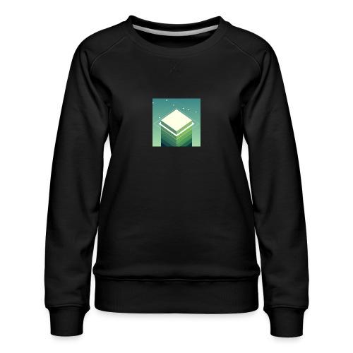 StackMerch - Women's Premium Sweatshirt