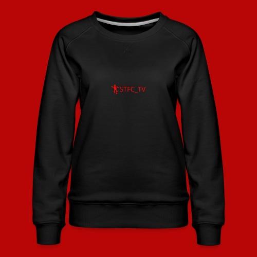 STFC_TV - Women's Premium Sweatshirt