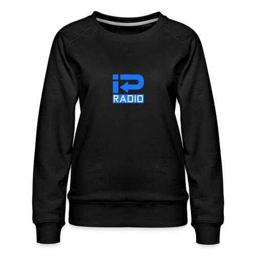 logo trans png - Vrouwen premium sweater