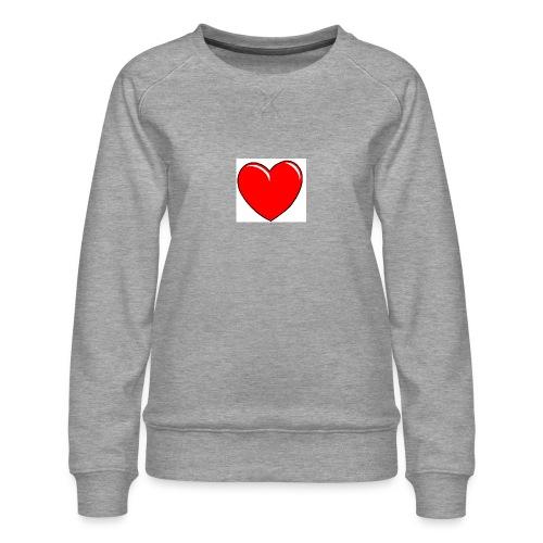 Love shirts - Vrouwen premium sweater