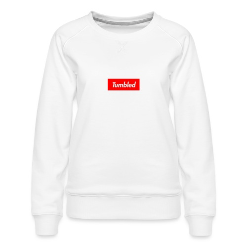 Tumbled Official - Women's Premium Sweatshirt