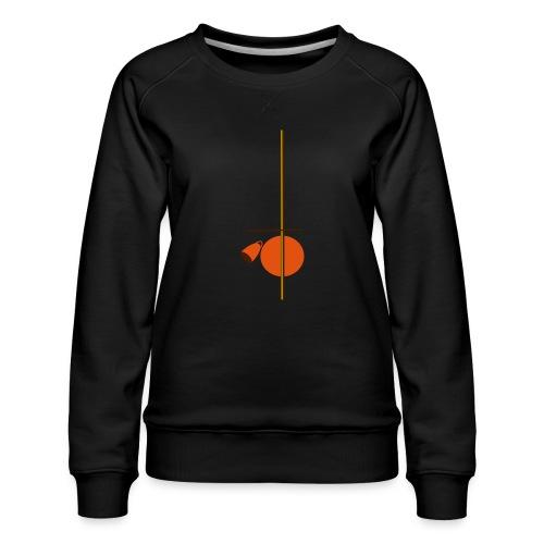 berimbau caxixi - Women's Premium Sweatshirt