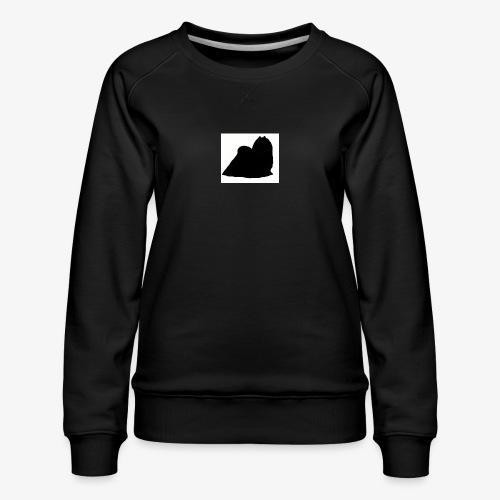 Maltese - Women's Premium Sweatshirt