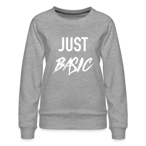 Just Basic - Frauen Premium Pullover