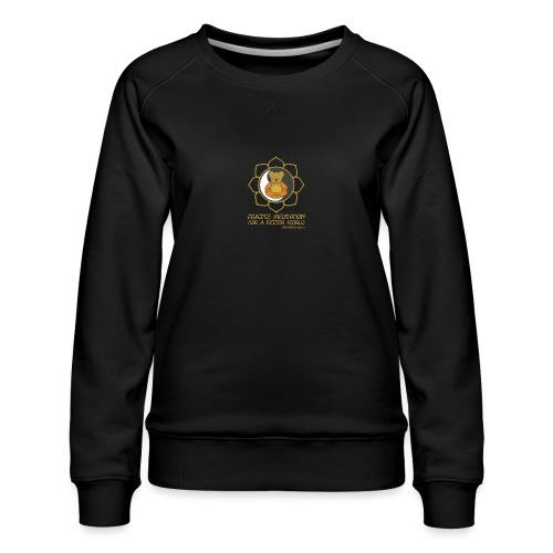 Buddha - Frauen Premium Pullover