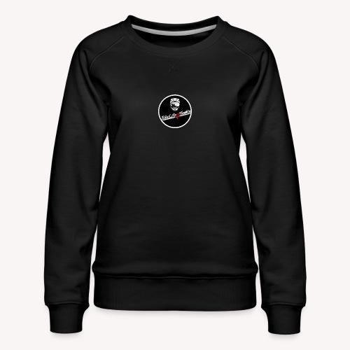 motorcycle Logo 2 - Women's Premium Sweatshirt