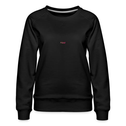 FE3LiX - Frauen Premium Pullover