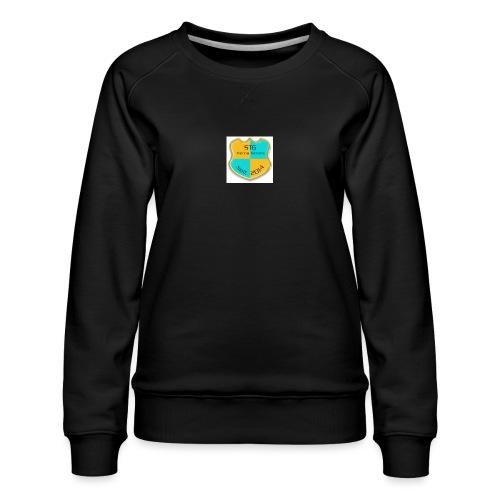 STG Vienna Kickers Logo - Frauen Premium Pullover