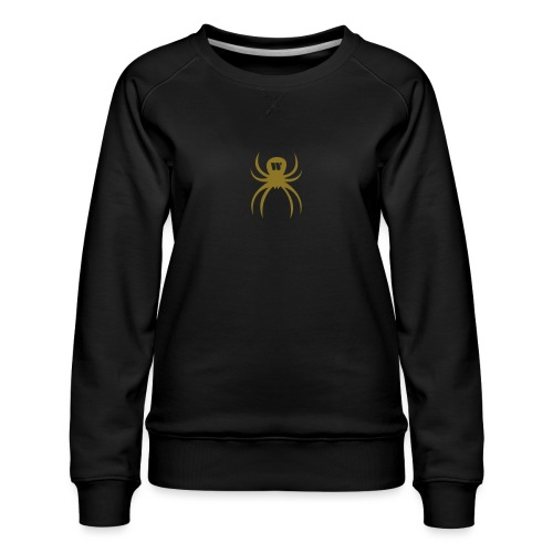 Spider gold - Frauen Premium Pullover
