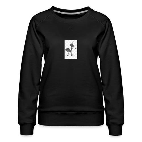 YouTube merche 2018 - Vrouwen premium sweater