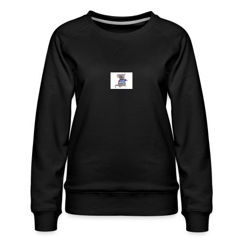 rotte - Dame premium sweatshirt